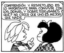 Las mejores frases de Mafalda - Espaciolibros.com