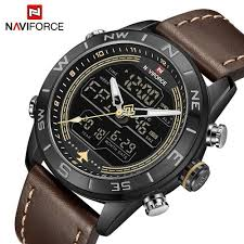 Order <b>NAVIFORCE Top Brand Men's</b> Fashion Sports Watch Men's ...
