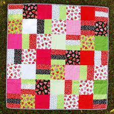 free watermelon quilt pattern / ann kelle | Designer Spotlight ... & free watermelon quilt pattern / ann kelle Adamdwight.com
