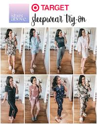 Target Pajamas Size Chart Target Pajamas Try On Review Fashion Cute Little