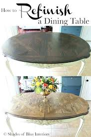 cost to refinish table refurbish dining table refinish table how to refinish a dining table refinish