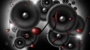 speakers art. music speakers sound digital art 1920x1080 wallpaper hd