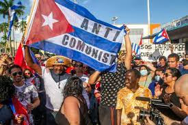 Cuba protests reverberate in South ...