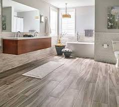 wood tile flooring in bathroom. Beautiful Wood Wood Look Tile Collection And Flooring In Bathroom