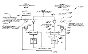 Diagrams patent us6401473 aircraft air conditioning system and