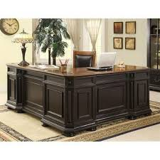 l shaped executive desk. Brilliant Desk Riverside Furniture Allegro LShaped Executive Desk And Return Inside L Shaped E