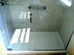 fiberglass shower pan acrylic image of base panels wall p