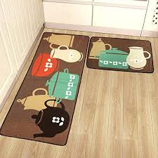 non skid kitchen rugs get ations a 2 pack kitchen rugats polypropylene kitchen carpet non skid kitchen rugs