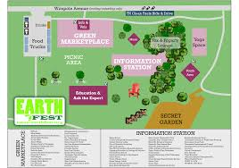 map of event lawn knoxville earthfest