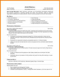 Example Resume Objective Statement Resume Objective Tips