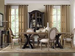 Light Wood Dining Table Chairs Dark Wood Dining Room Chairs Furniture Hooker Light Top