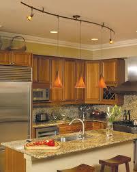 image of kitchen track lighting led