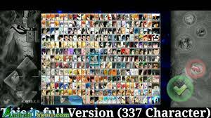 Bleach Vs Naruto APK 400+ Characters Download - Android1game