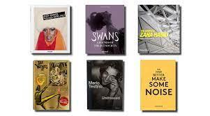eye catching coffee table books