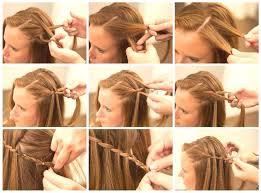Jak Udělat účes Pro Dlouhé Vlasy 7 Instrukcí S Fotografiemi