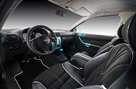 2012 Audi A3 Eset by Vilner - interior design