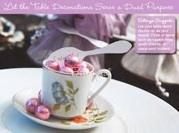 Decorating With Teacups And Saucers Oh So Cute and Pretty Bridal Shower Favor Ideas Unique Wedding 18