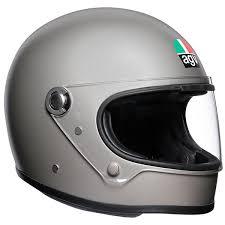 Agv X3000 Mono Helmet In Matt Grey