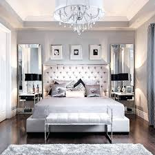 living room with mirrored furniture. Mirror Furniture Contemporary Decoration Mirrored Bedroom Amazing Beautiful Decor Tufted Grey Headboard Living Room With O