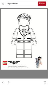 Coloring Page Bruce Wayne