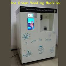 Large Ice Vending Machines Delectable Paper Cup Ice Cream Vending Machine Heathy Vending Machines