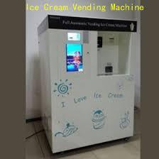 Vending Machines Wholesale Adorable Paper Cup Ice Cream Vending Machine Heathy Vending Machines
