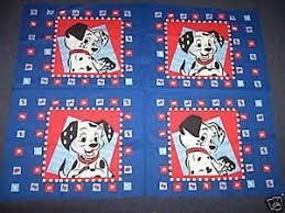 Bolt of 101 Dalmatians Cushion Panels Cotton Quilting Fabric (60 ... & Image is loading Bolt-of-101-Dalmatians-Cushion-Panels-Cotton-Quilting- Adamdwight.com