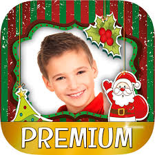 Christmas Photo Frames For Kids Christmas Photo Frames For Kids Photo Editor To Create Xmas Cards For Children And Babies Premium On The App Store