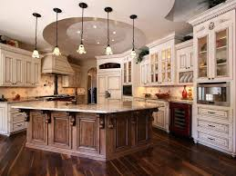 French Country Island Kitchen Kitchen Cabinets French Country Wall Art Decor Contemporary