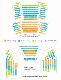 Goodyear Theater Seating Chart The Most Stylish In Addition To Lovely Hanna Theater Seating