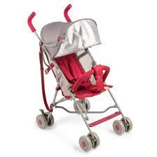 Коляска-трость <b>Happy Baby Twiggy Red</b> - купите по низкой цене в ...