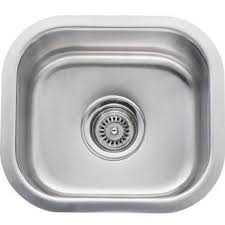 at 80 bucks this sink is about as simple as they come unfortunately