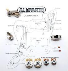 wiring kit for jazzmaster� allparts uk blacktop jazzmaster wiring diagram wiring kit for jazzmaster�