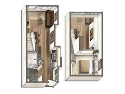 For The Loft Floor Plan.