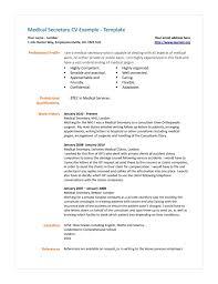 Sample School Secretary Resume School Secretary Resume Sample Shalomhouseus 12