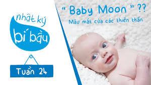 Nhỏ To Cùng Mẹ | Nhật Ký Bí Bầu | Tuần 24 - Khi Em Bé Mở Mắt Và Mẹ Bầu Bước  Vào