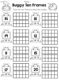 ten frames addition worksheets google search