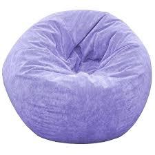 corduroy bean bag chair purple gold medal free today big xl gray
