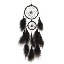 Dream Catcher Group Home India Handmade Black Dream Catcher handmade Rattan Dreamcatcher 22