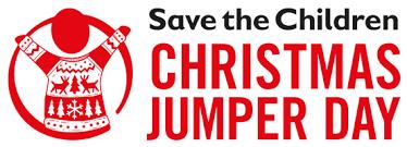 """Risultati immagini per Save the Children Christmas Jumper Day 2017 """"Dai ai bambini un futuro migliore"""""""