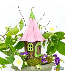 and that is how you make the miniature diy fairy house from paper