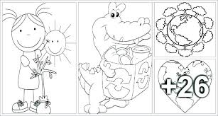 Earth Coloring Page Earth Coloring Earth Color Page Earth Coloring
