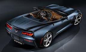 Corvette chevy corvette 2016 : 2016 Chevrolet Corvette c7 convertible – pictures, information and ...