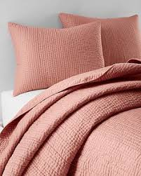 Eileen Fisher Rippled Organic Cotton Coverlet and Shams | Erika ... & Dream Quilt and Sham Adamdwight.com