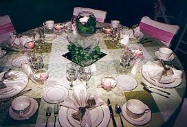 beautiful round wedding tables centerpieces decoration ideas