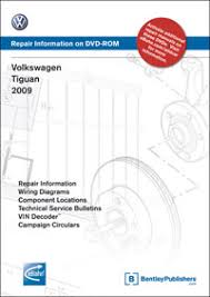 volkswagen tiguan repair manual on dvd rom bentley volkswagen tiguan 2009 repair manual on dvd rom