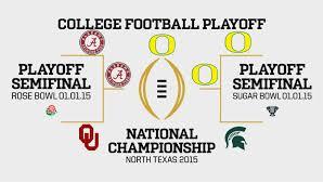College Football Playoff Predictions 2014 Season Sports
