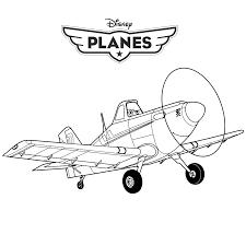 Disney Planes Kleurplaten Kleurplatenpaginanl Boordevol Coole