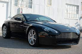 34k Mile 2006 Aston Martin V8 Vantage 6 Speed For Sale On Bat Auctions Sold For 42 500 On September 23 2020 Lot 36 801 Bring A Trailer
