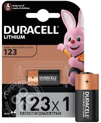 Купить Литиевые <b>батарейки Duracell CR123</b> 1шт с доставкой на ...